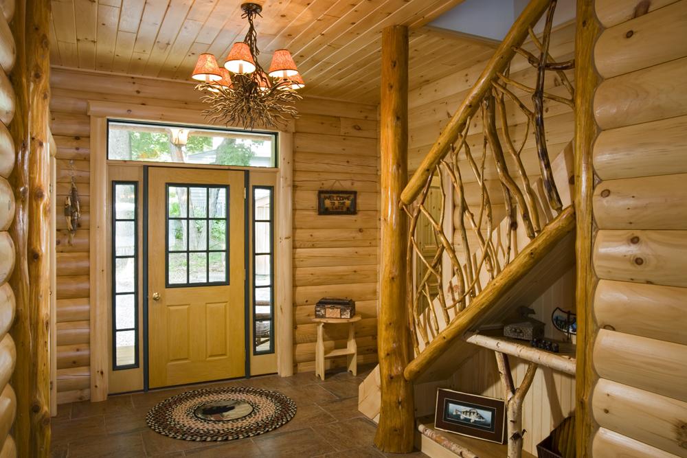 Exterior Doors The Original Lincoln Logs