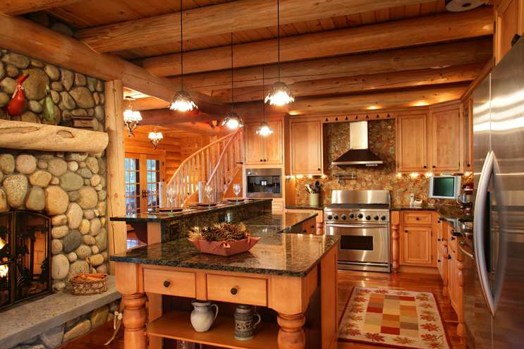 Log Or Post And Beam 2nd Floor Systems The Original