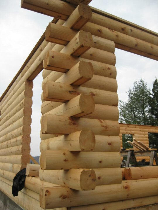 Log Home Building Systems The Original Lincoln Logs